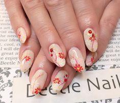 Nail Art - Beetle Nail : 八幡|お正月ネイル