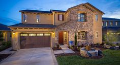 Residence 4 - Plan 4041 New Home Plan in Summit View at Blackstone by Lennar