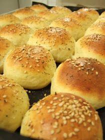 PECADO DA GULA: Pão de batata do shops