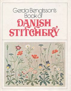 Gallery.ru / Фото #1 - Gerda Bengtsson's Book of Danish Stitchery - Mosca