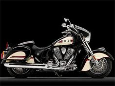 2011 INDIAN Chief Blackhawk