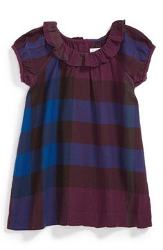 Burberry 'Maya' Dress (Baby Girls) available at #Nordstrom