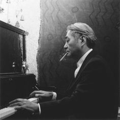 Hosono Haruomi He is Japanese musician. Bar Music, Music Film, Piano, Tokyo, Dance Humor, Funny Dance, Japanese Artists, Japanese Culture, Electronic Music