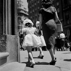 Niña de Comunión - Madrid 1955