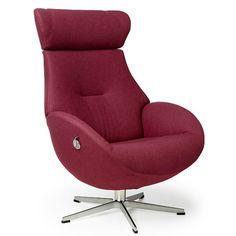 Globe recliner chair from Conform | Mia Stanza