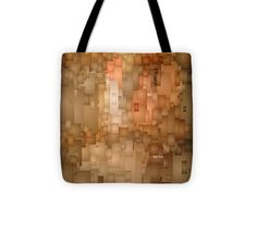 Tote Bag - Abstract 1384