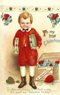To My True Valentine...