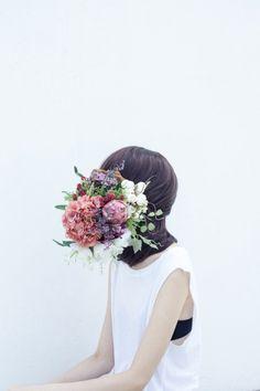 blooms enchantment   .. X ღɱɧღ    women without faces