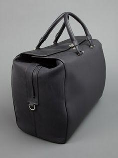 BONASTRE - structured weekend bag 8