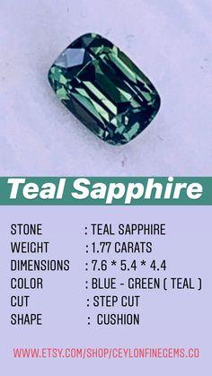 Ceylon Sapphire, Sapphire Stone, Natural Sapphire, Pink Sapphire, Geek Jewelry, High Jewelry, Bullet Jewelry, Gothic Jewelry, Jewlery