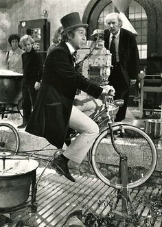 Gene Wilder - 'Willy Wonka & the Chocolate Factory', 1971.  Classic...my whole family loves it!