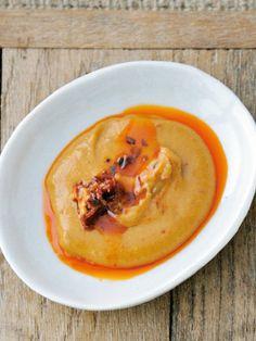 定番のごまだれはラー油でアクセントを|『ELLE a table』はおしゃれで簡単なレシピが満載!