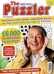 Get your brain going with #Puzzler, the #Puzzle lovers favourite for the last 40 years