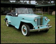 1948 Willys Overland Jeepster | Mecum Auctions