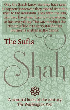 The Sufis.