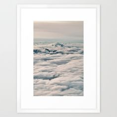 Sea of Clouds.  $67