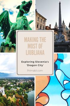 Situated in the heart of Slovenia lies Ljubljana; a beautiful city, Ljubljana has so many wonderful things going for it. From its astoundingly pretty streets and buildings to mysterious artistic areas surrendered to the people - let Ljubljana take you on a journey of a lifetime.