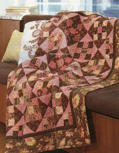 Dragonfly Habitat Quilt Pattern Pieced/Applique LH | Dragonflies ... : romantic quilt patterns - Adamdwight.com