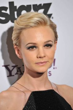 Short Party Hairstyle Pixie 2-carey-mulligan-and