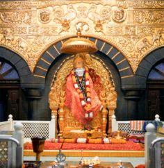 Sri Shirdi Sai Mandir (Shirdi, Maharashtra, India)