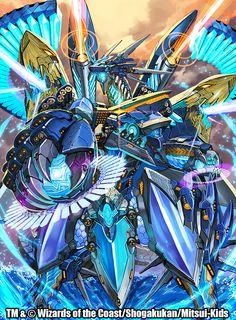 Duel Masters artwork by Nakamura8