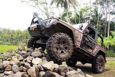 Tim Mopar Indonesia Sukses Taklukan Medan Berat WJAOR 2013 #info #BosMobil