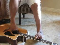 """Tony Melendez plays """"Let It Be"""" on South Padre Island"""