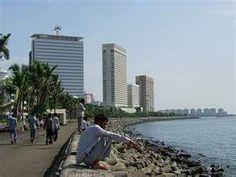 Narinam Point in Bombay 1984 - 1992