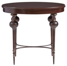 Villa Couture Adriana Lamp Table by Stanley Furniture