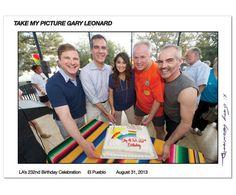 Take My Picture Gary Leonard: LA's 232nd Birthday Celebration #LosAngeles with Mayor Eric Garcetti and CD4 Councilman Tom LaBonge in the Plaza Kiosko @El Pueblo de Los Angeles Historical Monument