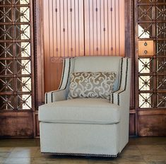 Wingback Chair, Accent Chairs, Upholstered Chairs, Wing Chair, Wingback  Armchair