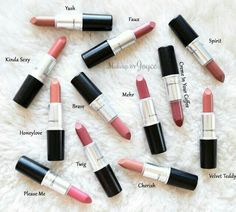 Best mac makeup looks Mac Makeup Looks, Best Mac Makeup, Sexy Makeup, Love Makeup, Best Makeup Products, Mac Lipstick Shades, Mac Lipstick Swatches, Mac Matte Lipstick, Mac Lipsticks