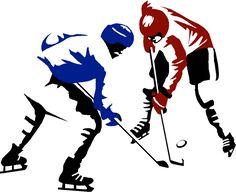 Hockey Net Clip Art | Hockey Goal clip art - vector clip art ...