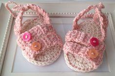 CROCHET PATTERNcrochet baby sandals pattern crochet baby
