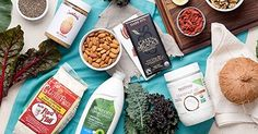 Thrive market and why I love it.  Paloe, non-GMO, organic products delivered right to your door.
