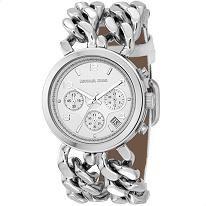 Michael Kors Twisted Link Watch