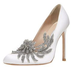 The Swan pump <3 I should have had a Twilight themed wedding just so I could wear these!