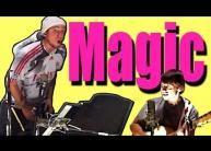 Magic-cover