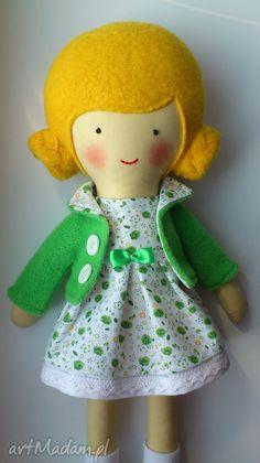 Laleczka alicja lalki dollsgallery lalka zabawka przytulanka