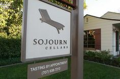 A wine tour in the town of Sonoma: 5 artisan wineries not to be missed | Washington Times Communities  Image: Sojourn Cellars, Sonoma. Hand crafted Pinot noir.