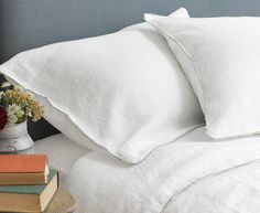 Lordy Linen bed linen with pretty border detail
