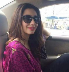 Beautiful Mahira Khan...
