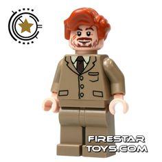 LEGO Harry Potter Minifigures - Professor Lupin