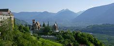 Das medierane Meran in Südtirol
