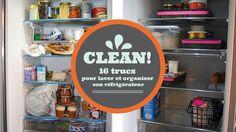 les 10 meilleures images du tableau nettoyage cleaning sur pinterest. Black Bedroom Furniture Sets. Home Design Ideas