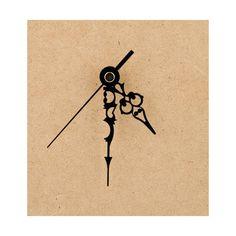Clock Parts - Metal Filigree Clock Hands #3
