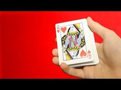 Tour de cartes facile à faire en famille - YouTube Learn Magic, Tour, Playing Cards, Learning, Games, Youtube, Easy Cards, Magic, Handicraft