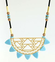 Original Southwest inspired statement pendant. totally making a statement!