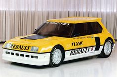 1982 Renault 5 Turbo PPG Pace Car