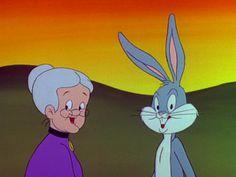 Bugs Bunny Granny 85